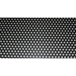 Chapa Perforada Red5mm 20 1x2 (exhibidores)