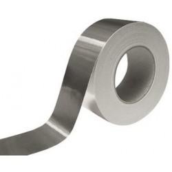 Aislante Cinta Aluminio Autoadesiva