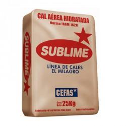 Cal Sublime X 25 Kg