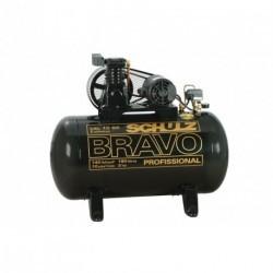 Compresor Bravo 2 Hp 100 Litros