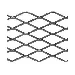 Metal Desplegado 250x16x20  4k/m2  (1500x3000)