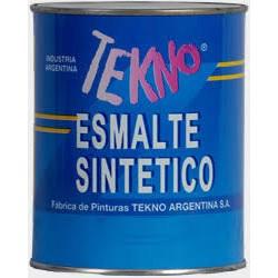 Pintura Sintetico Secado Rapido Blanco 4l