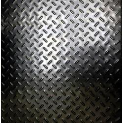 Chapa 14 (4x8) Estampada Baston