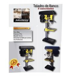 Taladro De Banco Shimura 350w 16mm
