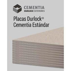 Placa Durlock Cementia Standart 10mm 1.20x2.40