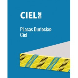 Placa Durlock Ciel 7mm 1.20x2.4