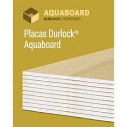 Placa Durlock Aquaboard 12.5mm 1.20x2.40