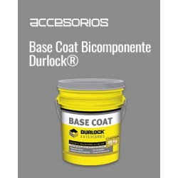 Base Coat  Durlock Exteriores 25kg