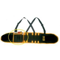 Faja Lumbar C/porta ( Xxl )