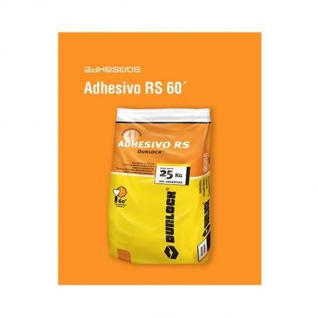 Adhesivo Para Revoque Seco 60 X 25kg