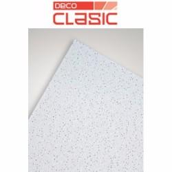 Cielo Raso Desmontable Decoclasic Texturada 0.606x1.216 Durlock