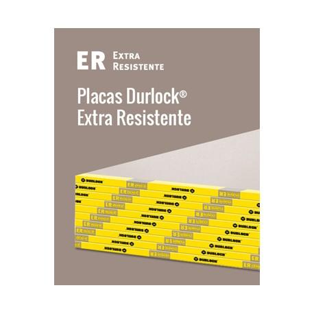 Placa Durlock Extra Risistente (er) 12.5mm 1.20x2.40