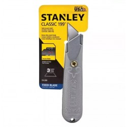 Cutter Hoja Fija Stanley