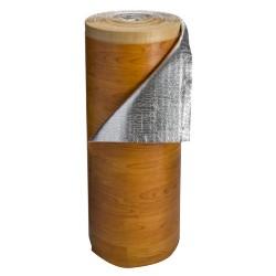 Aislante Cedronet 10mm X 10mts Con Aluminio Y Malla
