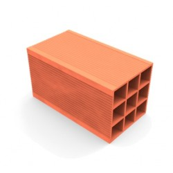 Ladrillo Ceramico 18x18x33