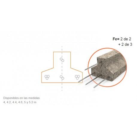 Vigueta Serie 4 C/20cm