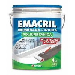 Emacril Poliuretanico  X 20 Kg (azul)