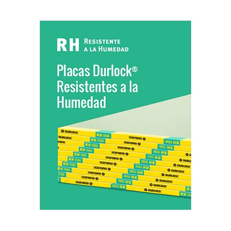 Placa Durlock Ah 12.5mm 1.20x2.40