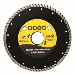 Disco Diamantado Turbo Dogo 9-