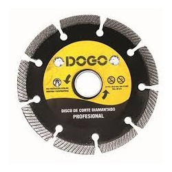 Disco Diamantado Seg.dogo 7-