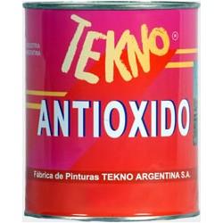Pintura Antioxido Rojo 4