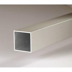 Aluminio Caño Cuadrado 10x10 X 6mts