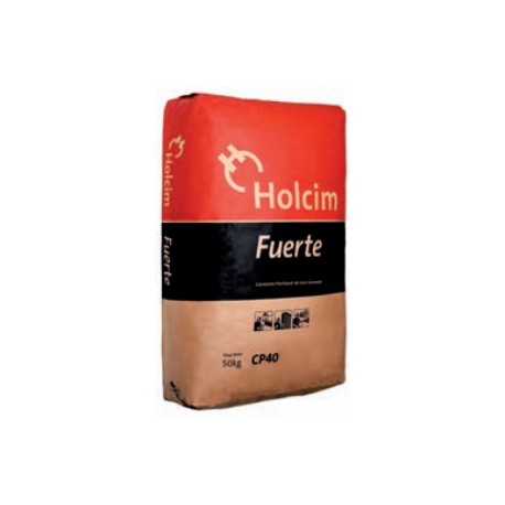 Cemento Holcim Cpp40 X 50 Kg