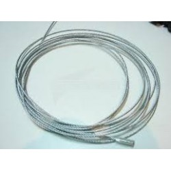 Cable De Acero 4 Mm-