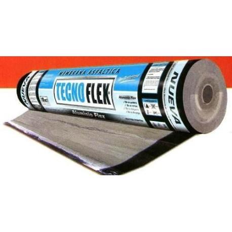 Membrana Tecnoflex 40 Kg Aluminio Flexible