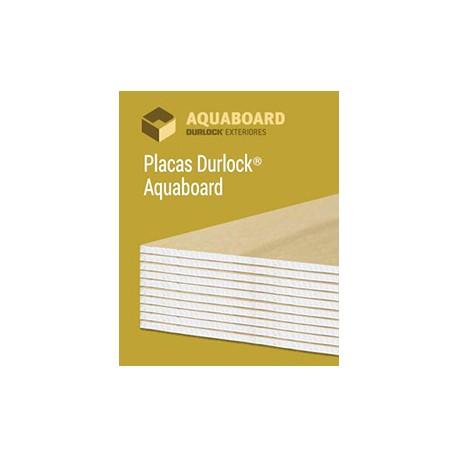 Placa Durlock Aquaboard 12.5mm 1.20x2.40