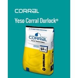 Yeso Durlock Tradicional Corral