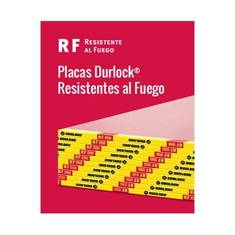 Placa Durlock Rf 12.5mm 1.20x2.40