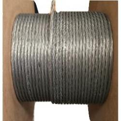 Cable De Acero 1.5 Mm- ((( 7 Hilos )))