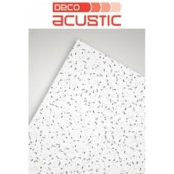 Cielo Raso Decoacustic 0.61x0.61 Borde Recto Durlock