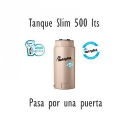 Tanque Tricapa (( Slim )) Arena  500 Lts  500362