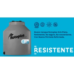 Tanque Tricapa Gris Plata 600 Lts 500386