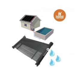 Modulo Climatizador De Piscina 3mtsx0.3mts