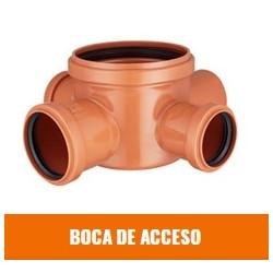 Dbacmh Boca De Acceso 110  X M63 X 2h50  55715