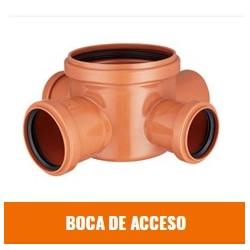 Bacmh/s Boca De Acceso C/sujecion 110  X 63