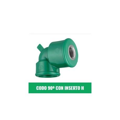 Fcuih Codo 90 Ins H 32 X 3/4 F-r