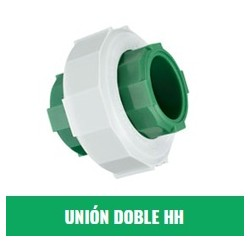 Fud Union Doble Hh 25mm F-f