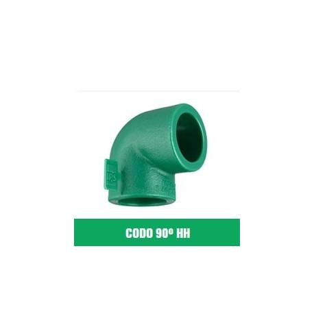 Fcu Codo 90 Hh 25mm Ff