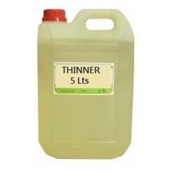 Diluyente Thinner X 5 Litros