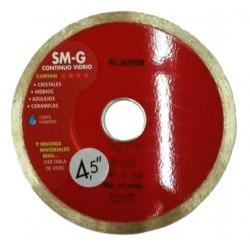 Disco Aliafor - Corte Ceramica - ø41/2 (sm-4.5)