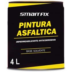 Pintura Asfaltica Smartfix 4 Litros