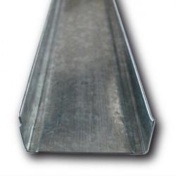 Solera 70mm 0.93 (pesado) Para Placa Durlock