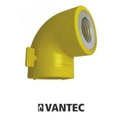 Codo 90º C/ins H 50x1 1/2 P/gas - 44207-240063