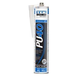 Sellador Poliuretanico Pu 40 359gr (industrial) - Tek Bond