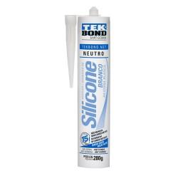 Sellador Neutro Blanco 280gr - Tek Bond