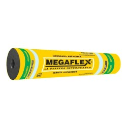 Membrana Aluminio Flexible 40kg - Mgx40 - Megaflex